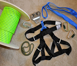 Puerto Vallarta Zip Line Gear Information